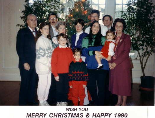 Holidays 1989