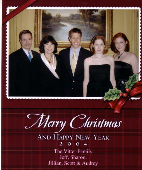 Holidays 2004