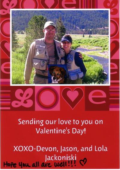 Valentine's 2006