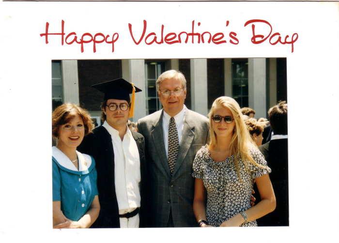 Valentine's 1995